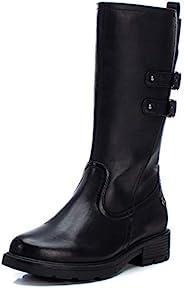XTI 女童 57348 船鞋 黑色 30 EU