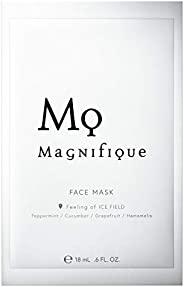 magnifique面膜 男士 护肤 [面膜 面膜] 5次份量 [magnifique] KOSE