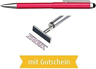 Heri Stamp & Touch Pen 3304 圆珠笔 红色 带优惠券