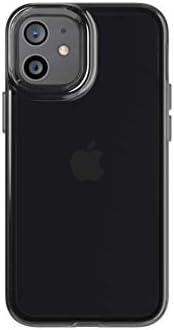tech21 Evo Tint 适用于 Apple iPhone 12 Mini 5G - **手机壳,带 10 英尺(约 3 米)防摔保护