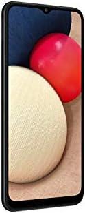 三星 Galaxy A02s Dual Sim - 国际版(CDMA Verizon/Sprint 不支持)无(黑色,32GB)