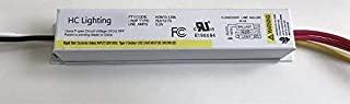 HC 照明电子镇流器,适用于 1 - F8T5(8 瓦)或1 - F13T5(13 瓦)荧光灯泡,120V 输入