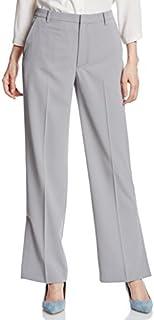 (双重标准服装)DOUBLE STANDARD CLOTHING Sov.开叉式中开叉阔腿裤