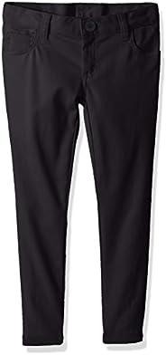 Classroom Uniforms 女童 5 口袋弹力紧身裤