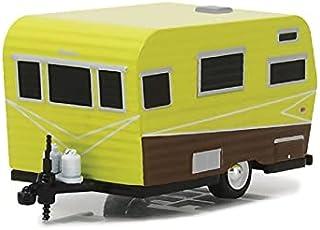Greenlight 34030-A Hitched Homes 系列 3 - 1958 Siesta - *和棕色 1:64 比例