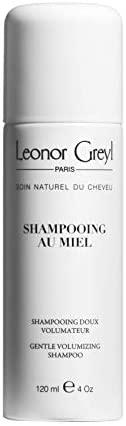Leonor Greyl Paris 蜂蜜洗发水 4盎司(120ml)
