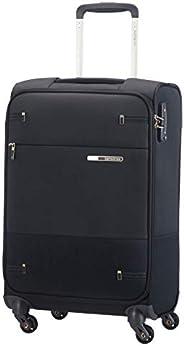 Samsonite 新秀丽 Base Boost 转轮(长度:35厘米)手提行李箱,55厘米,35升,黑色