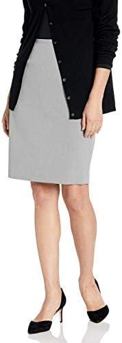 Calvin Klein 女士 M9RN7313Lux 铅笔裙半身裙