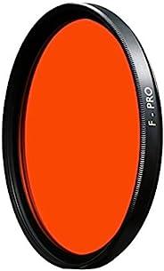 B+W 46mm 橙色相机镜头对比滤镜,多抗涂层 (040M)