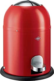 Wesco Master Waste Can, 2.4-Gallon, 9-Liter, Red