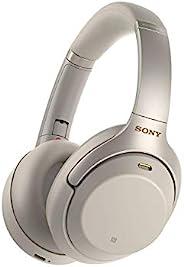 索尼 Sony WH-1000XM3 无线降噪立体声耳机 (30小时续航,快速充电,手势控制,环绕声模式)