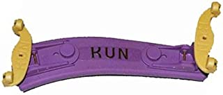 小提琴枕头 - Kun(100C)可折叠(1/4或1/8)迷你腿,紫色