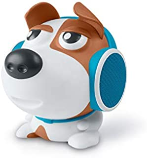 Muse M-315 便携式蓝牙扬声器,2 x 4W 输出功率,Micro USB,辅助输入,有效范围10米,免提设备M315DOG Dog