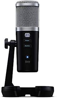 PreSonus Revelator USB-C? 兼容麥克風,適用于流媒體、播客、家庭錄音等