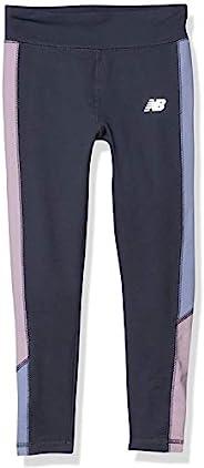 New Balance 女童快速运动紧身裤
