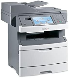 Lexmark 利盟 X466dwe 1200 x 1200DPI 激光打印机 A4 38 页每分钟 无线多功能设备 多功能设备(激光,单声道复印,彩色扫描,单传真,每月打印8000 页