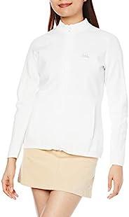 Adidas 阿迪达斯 高尔夫 毛衣 纯色 长袖全拉链毛衣 女士 23225