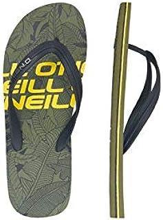 O'Neill 男士 Fm Profile Graphic 凉鞋 夹趾拖鞋