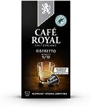 Café Royal Ristretto Nespresso 兼容铝咖啡包,强度 9/10,0.052999 千克