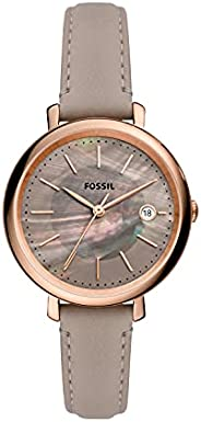 Fossil 手表 JACQUELINE ES5091 女士 灰色