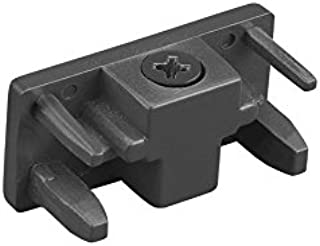 WAC Lighting H 轨道端盖 黑色 H-ENDCAP-BK 需配变压器