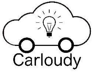 Carloudy 智能便携无线抬头显示器,带底座