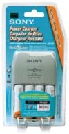 Sony 索尼 BCG34HLD4EN 循环能量充电器带 4 个 2500 毫安 AA 电池