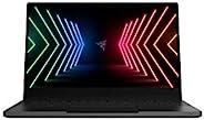 Razer 雷蛇 Blade Stealth 13超极本游戏笔记本电脑:英特尔酷睿 i7-1165G7 4 核,NVIDIA GeForce GTX 1650 Ti Max-Q,13.3 英寸 1080p 120Hz,1