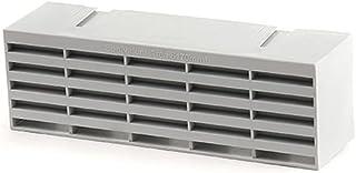 TIMCO 1201ABGR 20 个装 Timloc 1201AB 塑料气砖 - 灰色