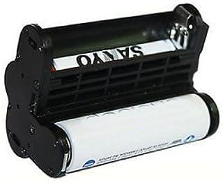 VONOTO 相机 AA 电池支架 盒子适配器支架 适用于 Pentax 宾得 KR K30 K50 K500 39100 D-bh109 数码单反相机