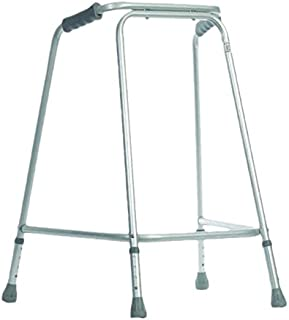 Aidapt 带轮子的步行框,大号