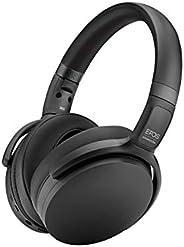 EPOS | SENNHEISER Adapt 360 黑色 (1000209) - 双面,双连接,无线蓝牙,ANC 头戴式耳机 | 适用于手机和软电话 | 团队认证