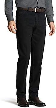 MEYER 男士长裤 Chicago 黑色 W32 (Herstellergröße: 48)