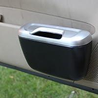 迈威 新款 侧门垃圾桶 挂桶 垃圾箱 置物箱 颜色随机发货