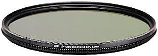 JJC 82 毫米 f-wcpl82 S + 超薄 MC CPL 滤镜 - 黑色