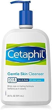 Cetaphil 柔膚潔面乳 20 盎司