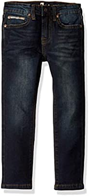 7 For All Mankind 男童 Paxtyn 紧身牛仔裤