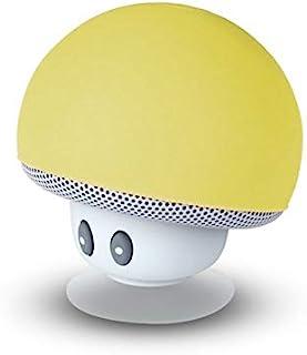 扬声器蘑菇 – 礼物大师 黄色