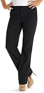 Lee Women's Comfort Fit Carden Slimming Straight Leg Pant