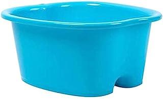 *浸泡沐浴盆,超大足浸泡浴缸,大足浴盆,足浴盆脚桶脚浸泡浴缸,厚实坚固的塑料脚盆,用于修脚和按摩