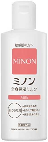 MINON 米农 *仪 MINON 全身保湿乳液 200毫升