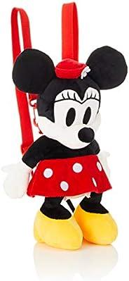 Disney 迪士尼 迪士尼 米妮 游玩3WAY 毛绒玩偶 背包 女孩