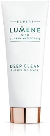 Lumene Sisu優姿婷深層清潔凈化面膜,2.5液量盎司