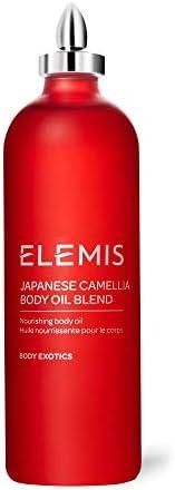 Elemis 艾麗美 日本山茶花身體護理精油,滋養油,100毫升