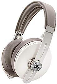 Sennheiser森海塞尔MOMENTUM 3 无线降噪耳机,内置Alexa,自动开/关,智能暂停功能和智能控制应用程序,黄白色