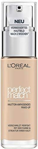 L'Oréal Paris 巴黎欧莱雅 Perfect Match 肤色调节化妆品 1.N Ivoire/象牙白
