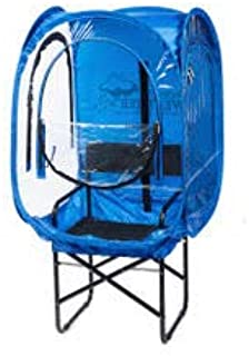 Under the Weather Chair Pod 1 人运动帐篷,适用于滑板车和足球椅 原创,* WeatherPod