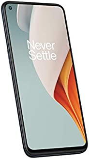 OnePlus Nord N100 Midnight Frost 解锁智能手机,4GB+64GB,美国版,型号 BE2011