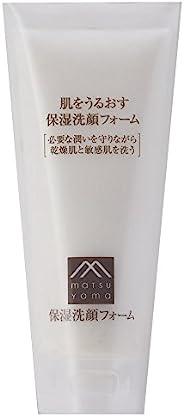 滋润肌肤的保湿洁面泡沫(洁面乳) [干燥肌敏感肌肤] 無香料 NEW 100g