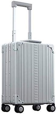 Aleon 50.8 厘米豎立攜帶鋁質硬邊行李箱或商務公文包